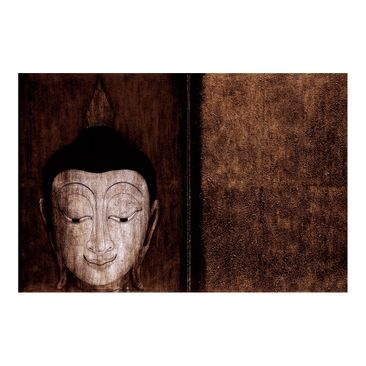 Product picture Photo Wall Mural - Happy Buddha -...