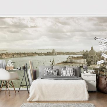 Product picture Photo Wall Mural - Venice Lagoon -...