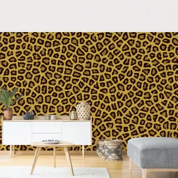 Product picture Photo Wall Mural - Leo - Self-adhesive...