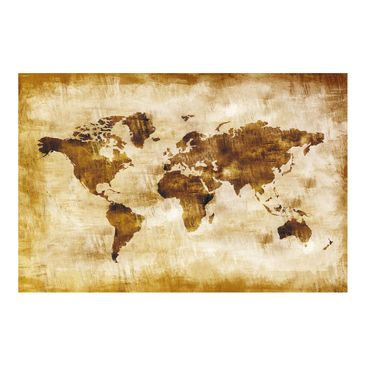 Product picture Photo Wall Mural - No.CG75 Map Of The...