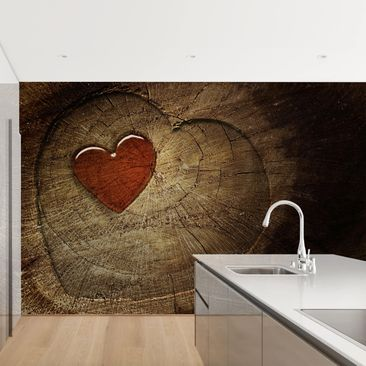 Product picture Photo Wall Mural - Natural Love -...