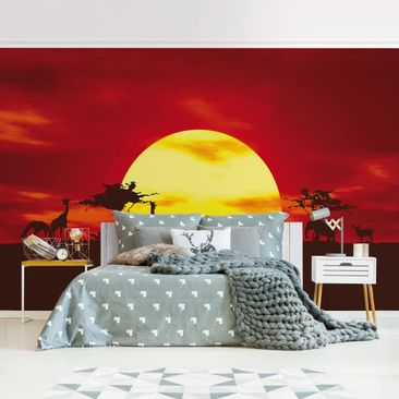 Product picture Photo Wall Mural - No.CG80 Sunset...