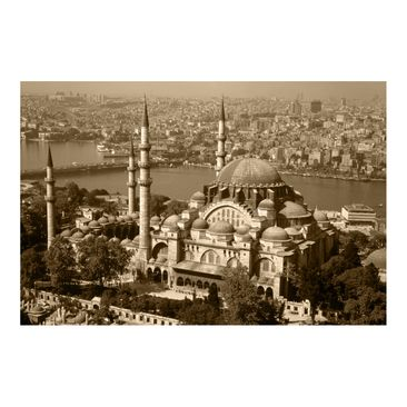 Product picture Photo Wall Mural - Old Mosque -...