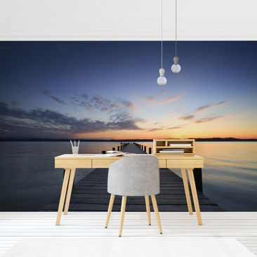 Product picture Photo Wall Mural - Place Of Silence -...
