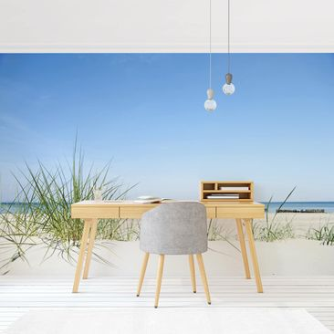 Product picture Photo Wall Mural - Baltic Sea Coast -...