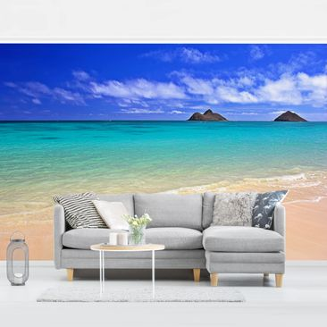 Product picture Photo Wall Mural - Paradise Beach -...