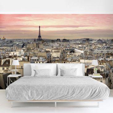 Produktfoto Tapete selbstklebend - Paris hautnah - Fototapete Querformat