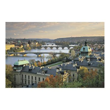 Product picture Photo Wall Mural - Prague -...