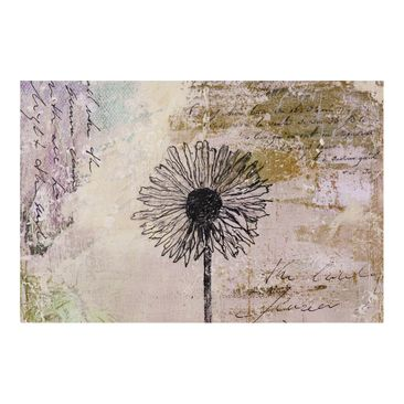 Product picture Photo Wall Mural - Shabby Blowball -...