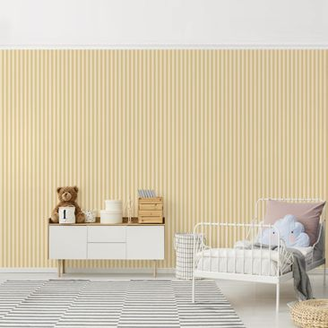 Product picture Photo Wall Mural - No.YK46 Strip Yellow...