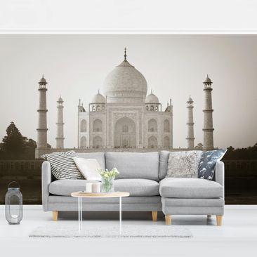 Product picture Photo Wall Mural - Taj Mahal -...