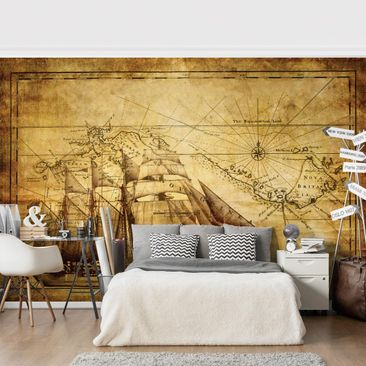 Product picture Photo Wall Mural - Time Of Exploration -...