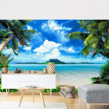 Product picture Photo Wall Mural - Dream Vacation -...
