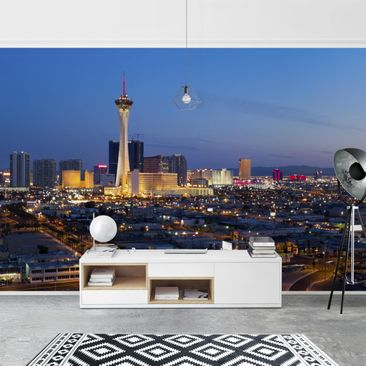 Product picture Photo Wall Mural - Viva Las Vegas -...