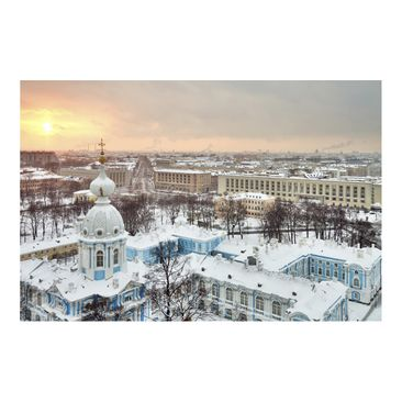 Product picture Photo Wall Mural - Winter In St....