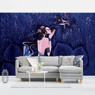 Product picture Photo Wall Mural - Wonderland -...