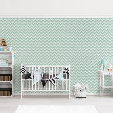 Product picture Photo Wall Mural - No.YK38 Zigzag...