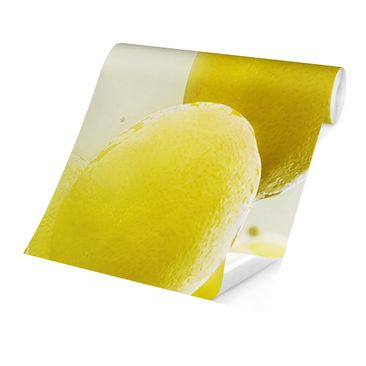 Product picture Photo Wall Mural - Lemon In The Water -...