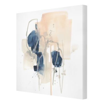 Product picture Canvas Art - Azurite I - Square 1:1