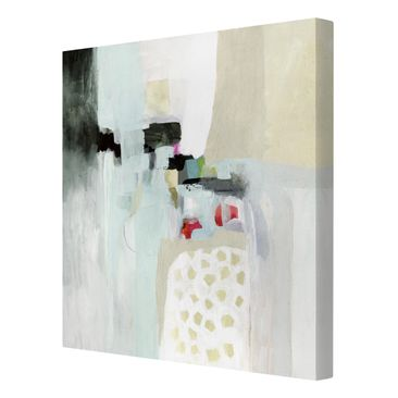 Product picture Canvas Art - Colorful Waterfalls I -...