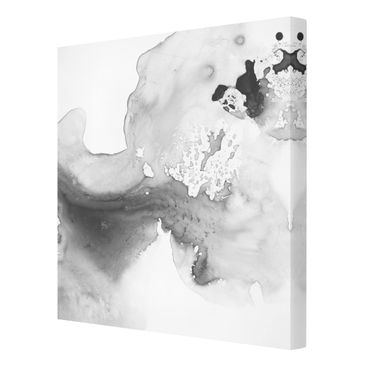 Product picture Canvas Art - Haze And Water II - Square...