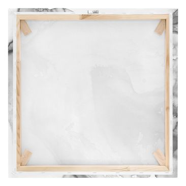 Product picture Canvas Art - Dust And Water I - Square...