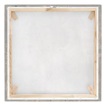 Product picture Canvas Art - Blush II - Square 1:1