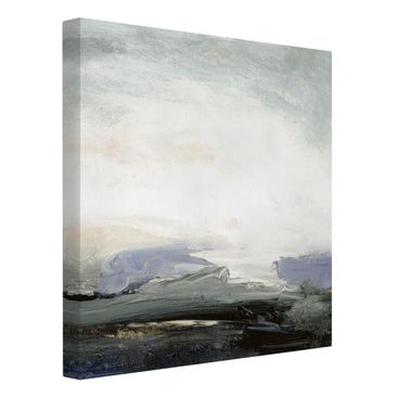 Product picture Canvas Art - Horizon At Dawn - Square...