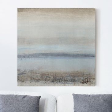 Product picture Canvas Art - Horizon Over Blue I -...