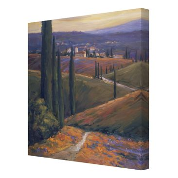 Product picture Canvas Art - Landscape In The Afternoon...