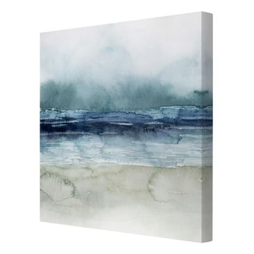 Product picture Canvas Art - Marine Mist I - Square 1:1