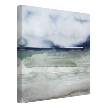 Product picture Canvas Art - Ocean Waves I - Square 1:1