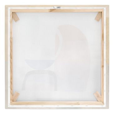 Product picture Canvas Art - Multiform II - Square 1:1