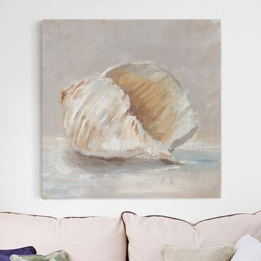 Product picture Canvas Art - Shell Study Iv - Square 1:1