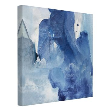 Product picture Canvas Art - North Coast II - Square 1:1