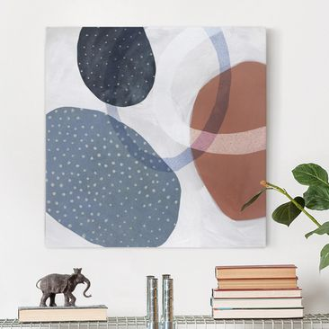Produktfoto Canvas Art - Orbit With Points I -...