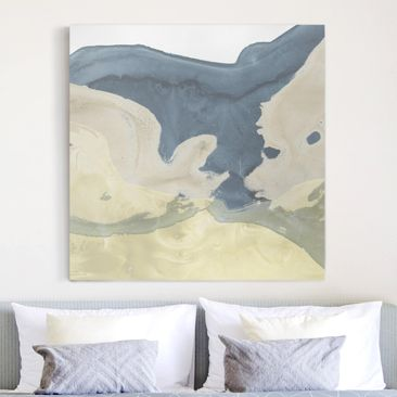 Produktfoto Canvas Art - Ocean And Desert II -...