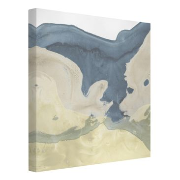 Product picture Canvas Art - Ocean And Desert II -...