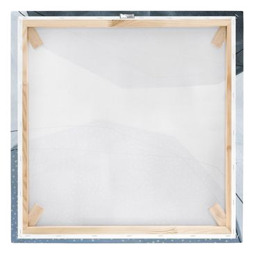 Product picture Canvas Art - Points Dialog I - Square...
