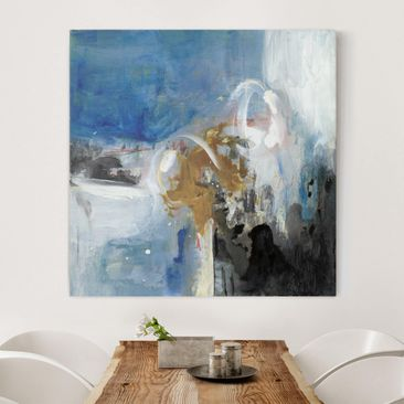 Produktfoto Canvas Art - Interplay Abstract II -...