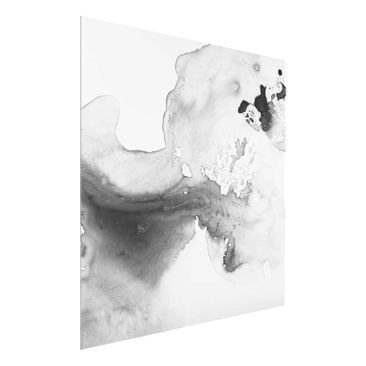 Product picture Print on Glass - Haze And Water II -...