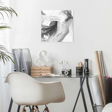 Product picture Print on Glass - Dust And Water I -...