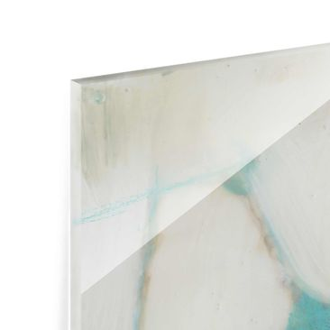 Product picture Print on Glass - Fangs With Turquoise II...