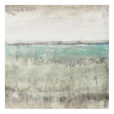 Product picture Print on Glass - Horizon Over Turquoise...