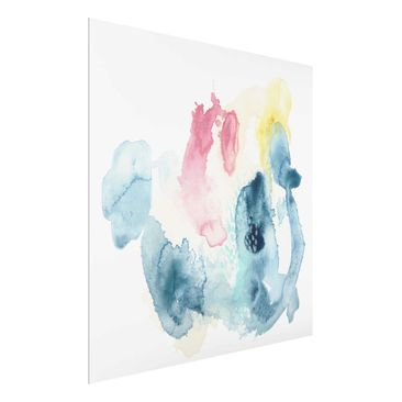 Product picture Print on Glass - Intrigue I - Glass Wall...