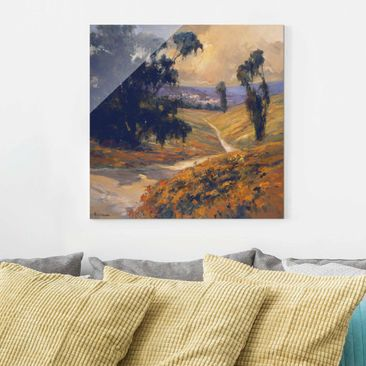 Product picture Print on Glass - Landscape Afternoon II...