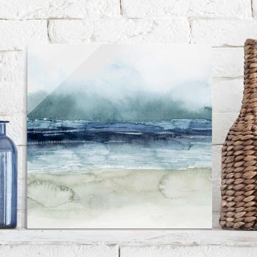 Product picture Print on Glass - Marine Mist I - Glass...