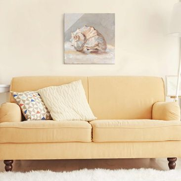 Product picture Print on Glass - Shell Study II - Glass...