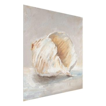 Product picture Print on Glass - Shell Study Iv - Glass...