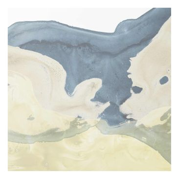 Product picture Print on Glass - Ocean And Desert II -...
